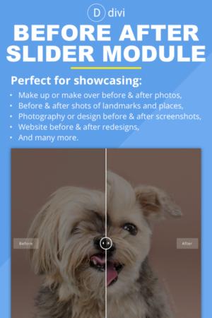 Before After Slider Module | Divi Plugin